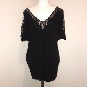 Velvet Brand Black top